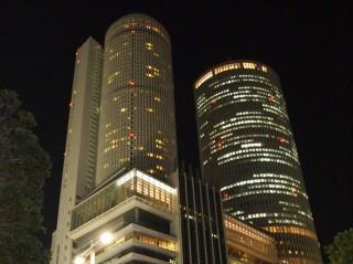 名古屋駅ビル JRセントラルタワーズ