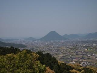 金刀比羅宮 奥社からの眺め