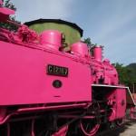 若桜鉄道 C12ピンク
